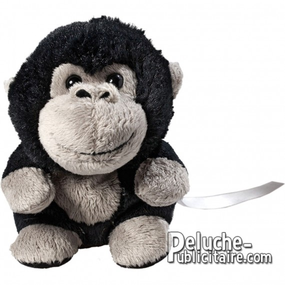 Purchase Gorilla Plush Uni. Plush to customize.