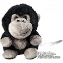 Achat Peluche Gorille Uni. Peluche à Personnaliser.
