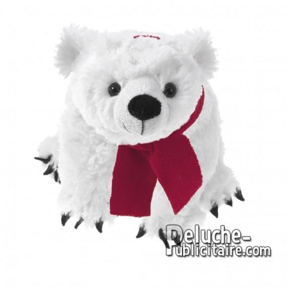 Purchase Bear Plush 20 cm.Plush Advertising Bear to Personalize.Ref: 1193-XP