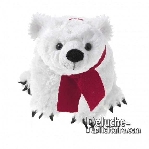Purchase Bear Plush 20 cm. Plush Advertising Bear to Personalize. Ref: 1193-XP