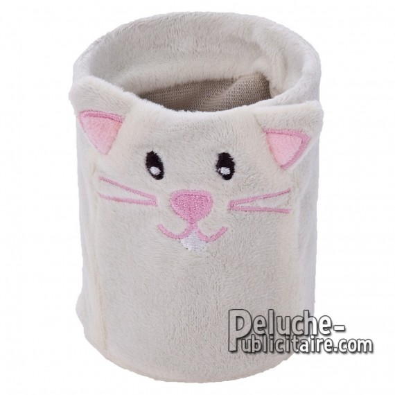 Achat Peluche Gobelet chat 9