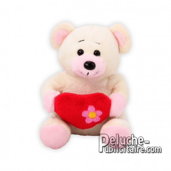 Purchase Bear Plush 12 cm. Plush Advertising Bear to Personalize. Ref: XP-1210