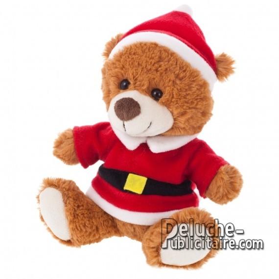 Purchase Bear Plush 20 cm.Plush Advertising Bear to Personalize.Ref: XP-1211