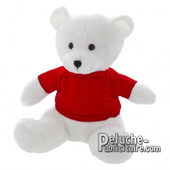 Purchase Bear Plush 19 cm.Plush Advertising Bear to Personalize.Ref: XP-1215
