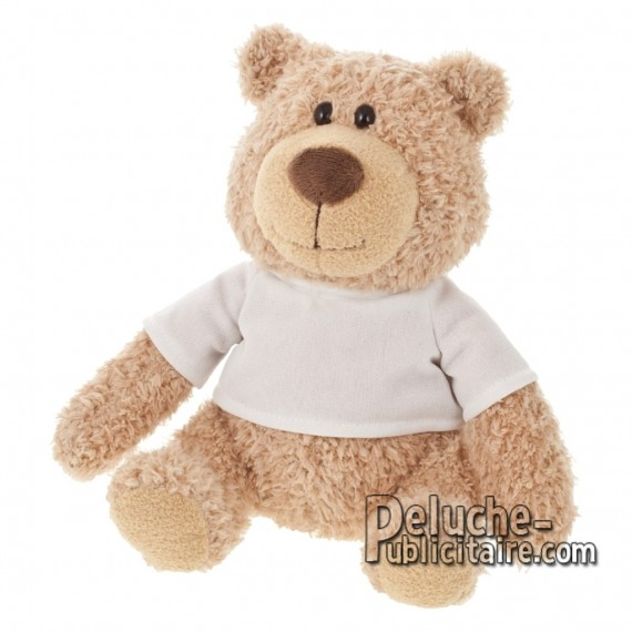Purchase Bear Plush 20 cm. Plush Advertising Bear to Personalize. Ref: XP-1221