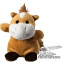 Buy Plush Horse Uni. Plush to customize.