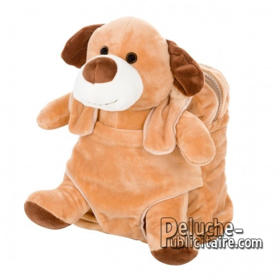 Purchase Teddy bear backpack 25 cm. Plush Advertising Bear Rucksack Personalized. Ref: XP-1228