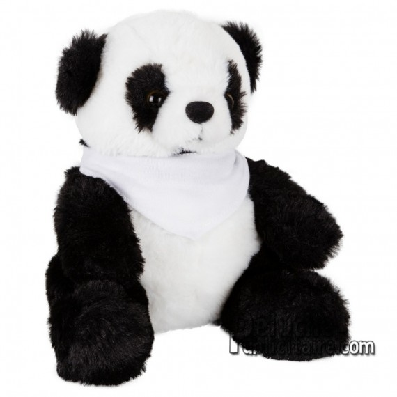 Purchase Panda Plush 18 cm. Advertising Plush Panda to Personalize. Ref: XP-1230