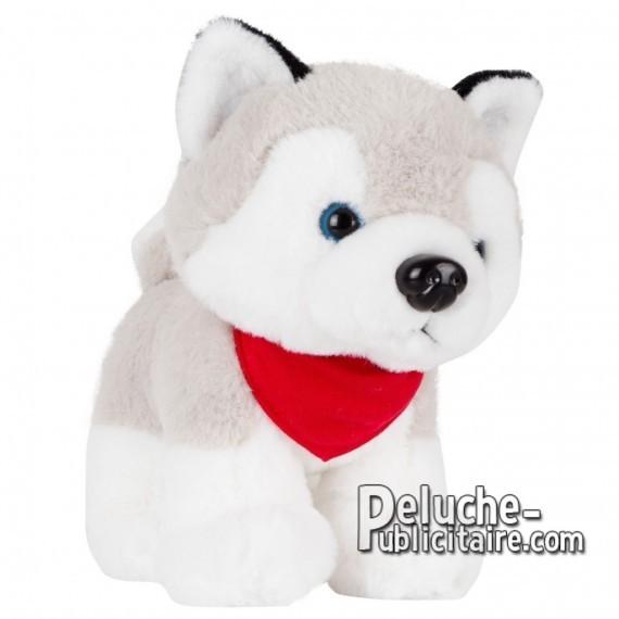 Buy Plush Dog 20 cm.Plush Advertising Dog to Personalize.Ref: XP-1231