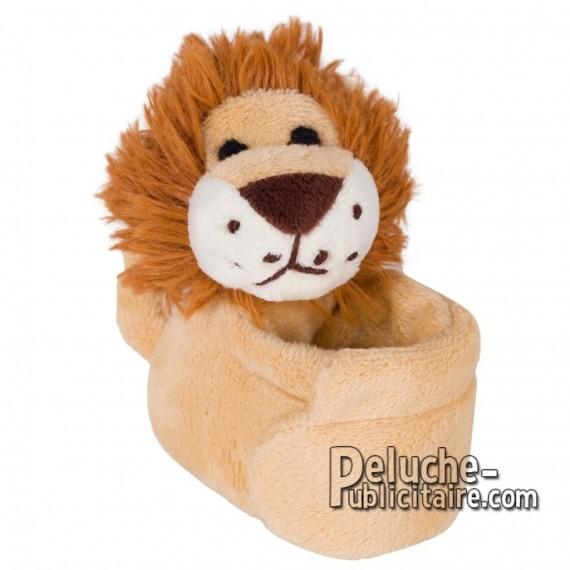 Achat Peluche Bracelet lion 25 x 9