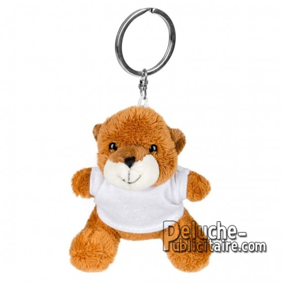 Buy Plush Bear keychain 8 cm. Plush Advertising Bear to Personalize. Ref: XP-1244