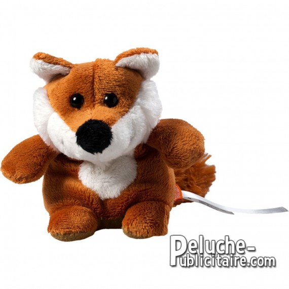 Buy Fox Plush Uni. Plush to customize.