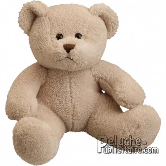 Purchase Bear Plush 26cm. Plush to customize.