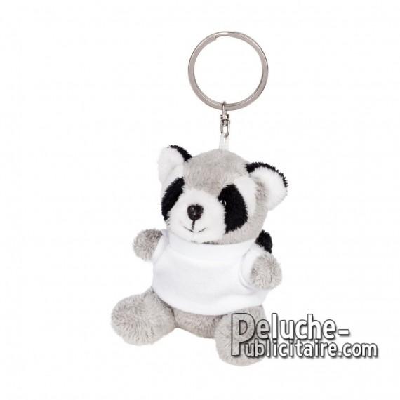 Achat Peluche Porte-clés raton 8 cm. Peluche Publicitaire raton à Personnaliser. Ref:XP-1267