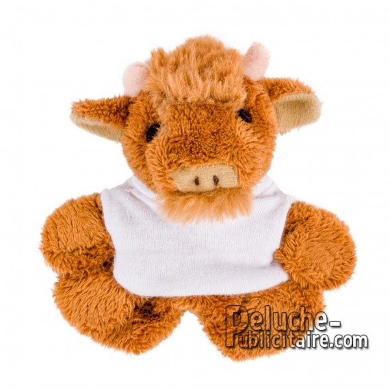Buy Stuffed bull 9 cm. Bull Toy Plush to Personalize. Ref: XP-1271
