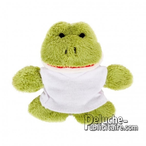 Buy Frog Plush 9 cm. Plush Advertising Frog to Personalize. Ref: XP-1273