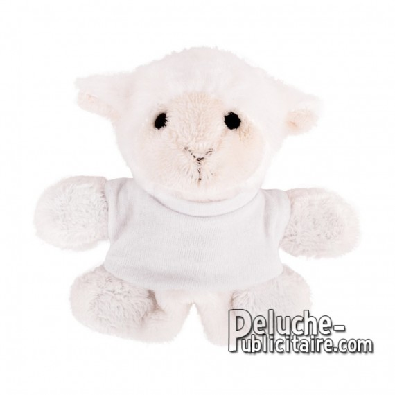 Buy Plush sheep 9 cm.Plush Advertising Plush to Personalize.Ref: XP-1275