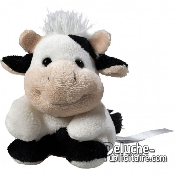 Buy Stuffed Cow Uni. Plush to customize.
