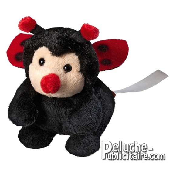 Buy Plush Ladybug Uni. Plush to customize.