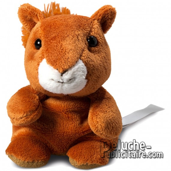 Purchase Squirrel Plush Uni. Plush to customize.