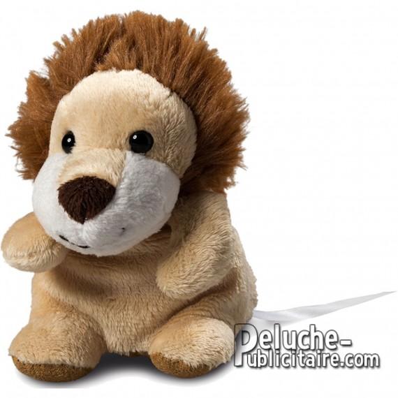 Purchase Lion Plush 12 cm.Plush to customize.