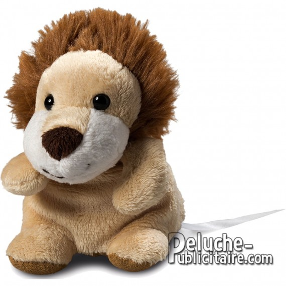 Purchase Lion Plush 12 cm. Plush to customize.