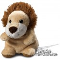 Achat Peluche Lion 12 cm. Peluche à Personnaliser.