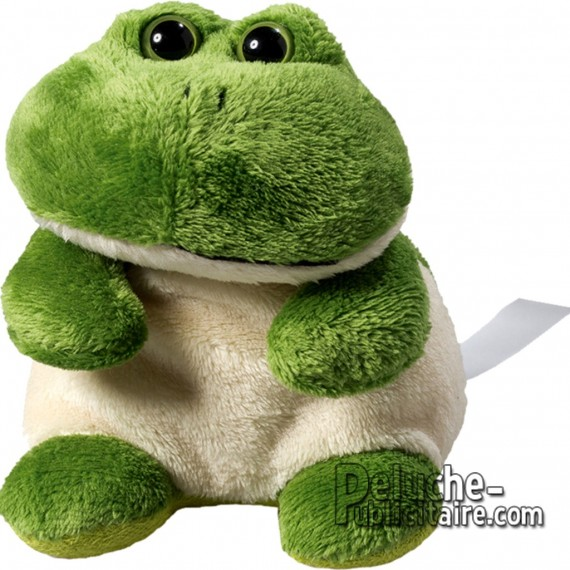 Purchase Frog Plush 12 cm. Plush to customize.