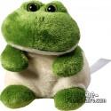 Purchase Frog Plush 12 cm.Plush to customize.
