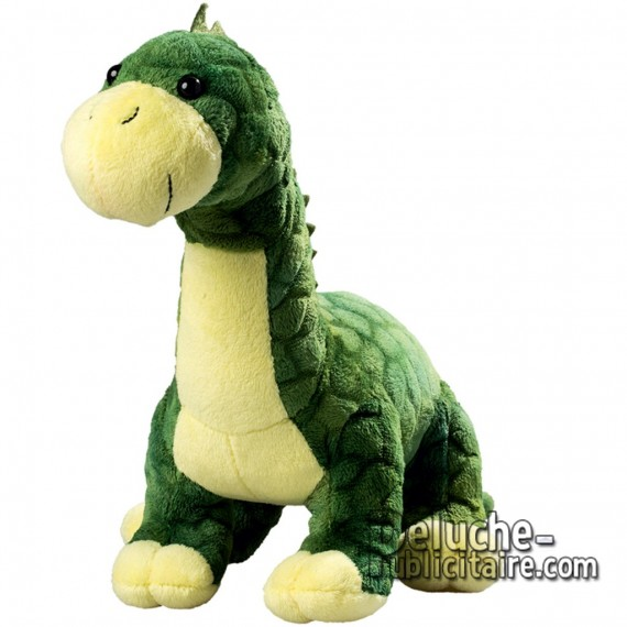 Purchase Plush Dinosaur 20 cm. Plush to customize.