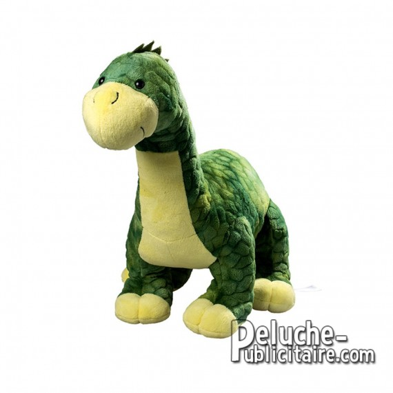 Purchase Plush Dinosaur 30 cm. Plush to customize.