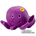 Purchase Octopus Plush 9 cm. Plush to customize.