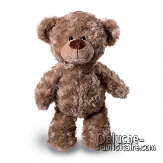 Purchase Bear Plush 35 cm.Plush to customize.