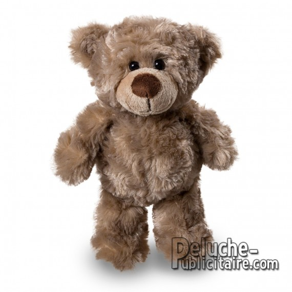 Purchase Bear Plush 25 cm. Plush to customize.