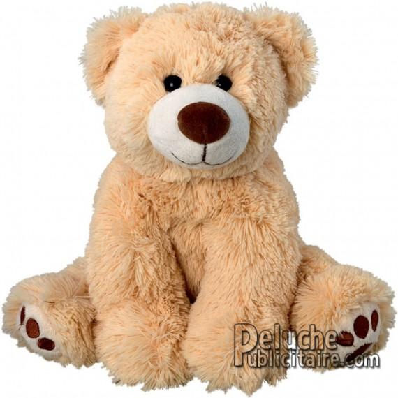Purchase Bear Plush 15 cm.Plush to customize.