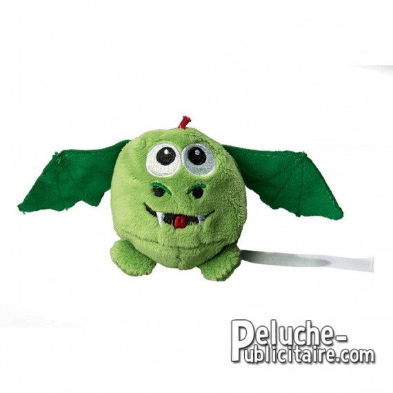 Achat Peluche Dragon 7 cm. Peluche à Personnaliser.