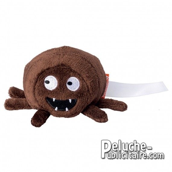 Buy Stuffed Spider 7 cm. Plush to customize.