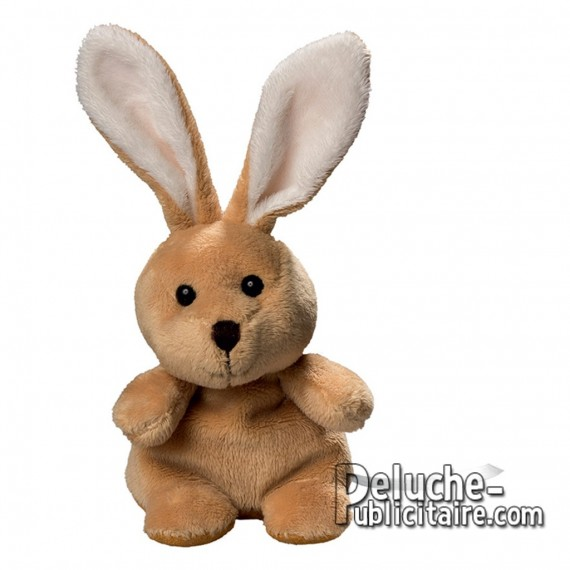 Buy Rabbit Plush 12 cm. Plush to customize.