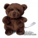 Purchase Bear Plush 12 cm.Plush to customize.