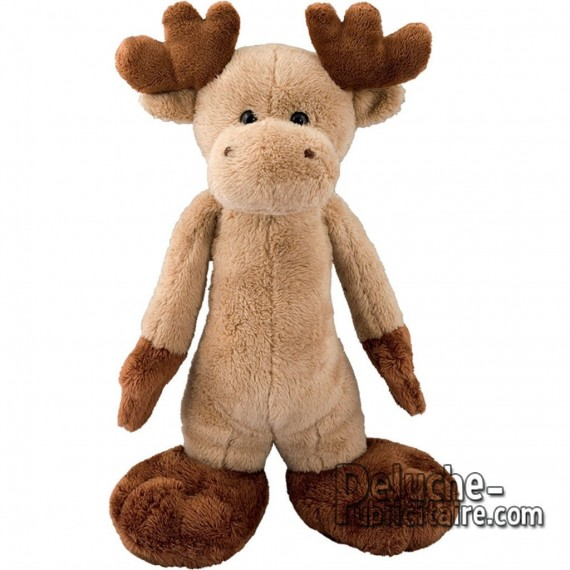 Purchase Elk Plush 26cm. Plush to customize.
