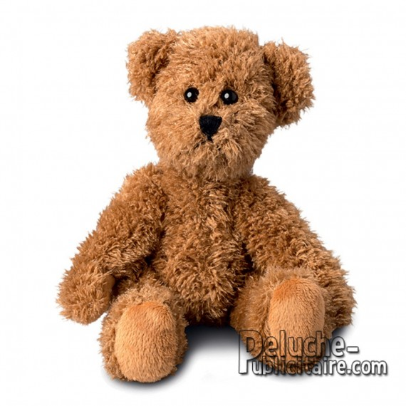 Purchase Bear Plush 17 cm. Plush to customize.