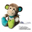 Purchase Monkey Plush 12 cm. Plush to customize.