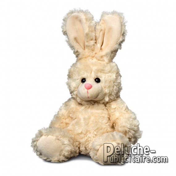 Buy Rabbit Plush 30 cm. Plush to customize.
