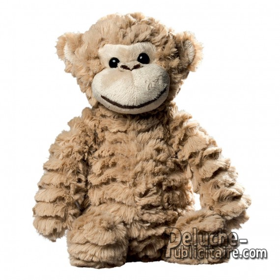 Purchase Monkey Plush 30 cm. Plush to customize.