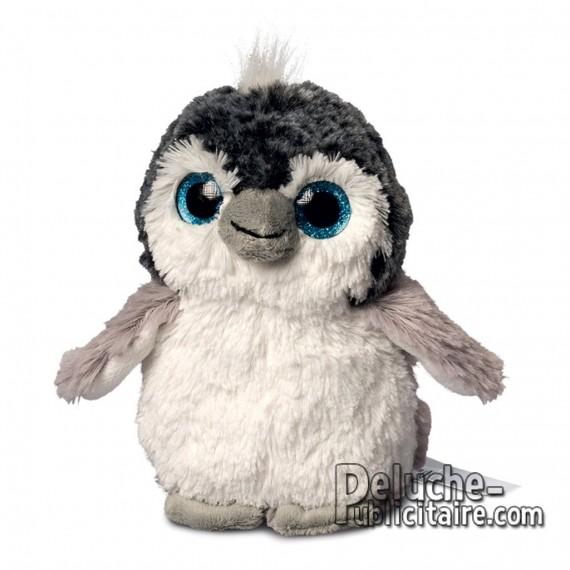 Achat Peluche Pingouin 17 cm. Peluche à Personnaliser.