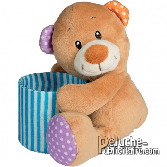 Purchase Teddy Bear Bear Pencils 15 cm. Plush to customize.