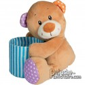 Purchase Teddy Bear Bear Pencils 15 cm.Plush to customize.