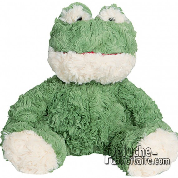 Purchase Frog Plush 20 cm. Plush to customize.