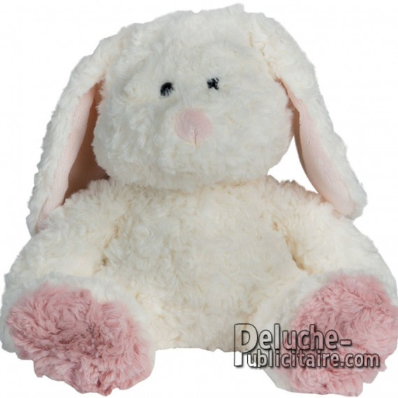 Buy Rabbit Plush 20 cm. Plush to customize.