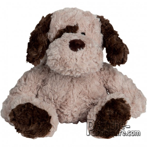 Buy Plush Dog 20 cm. Plush to customize.